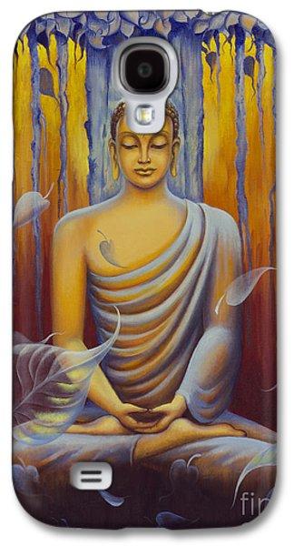 Buddha Meditation Galaxy S4 Case