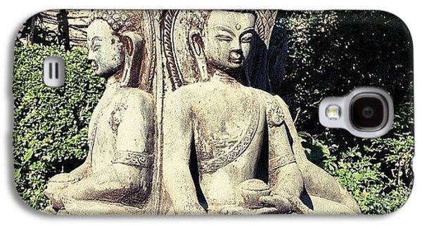 Architecture Galaxy S4 Case - Buddha Park by Raimond Klavins