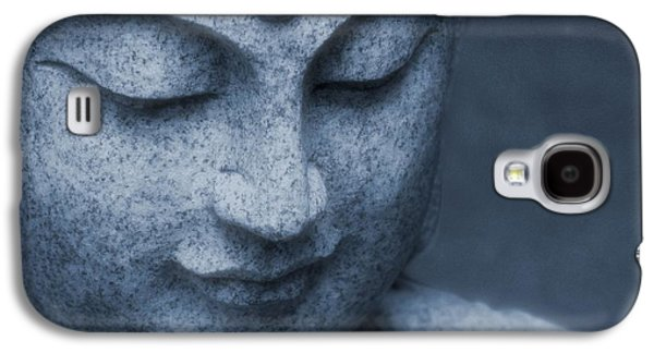 Buddha Statue Galaxy S4 Case by Dan Sproul