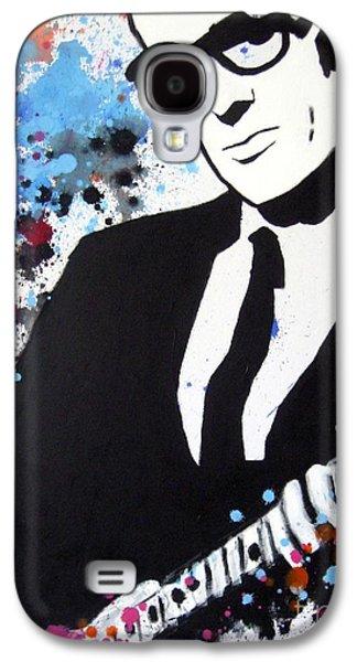 Buddy Holly Galaxy S4 Case by Venus