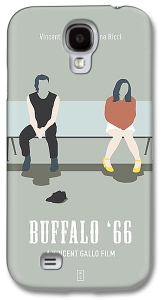 Buffalo '66 Galaxy S4 Case by Smile In The  Mind