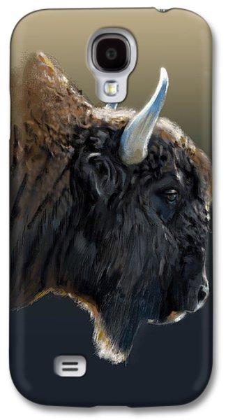 Buffalo Galaxy S4 Case