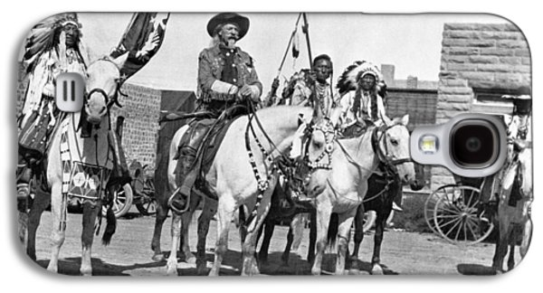 Buffalo Bill And Friends Galaxy S4 Case