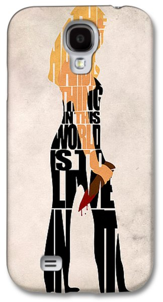 Buffy The Vampire Slayer Galaxy S4 Case