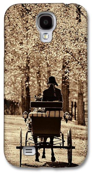 Buggy Ride Galaxy S4 Case by Joan Davis