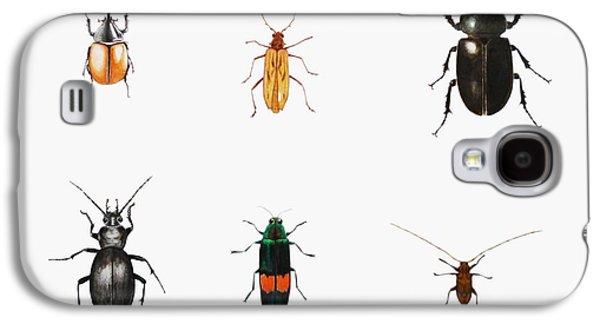 Bugs Galaxy S4 Case by Ele Grafton