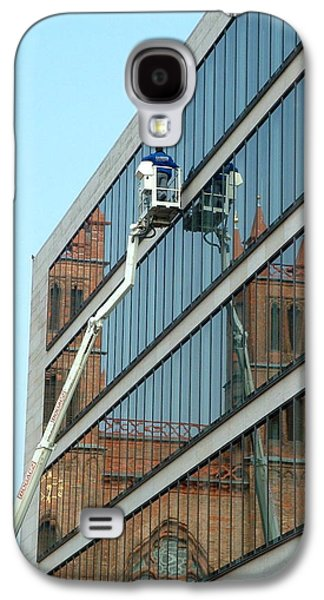 Galaxy S4 Case featuring the photograph Building New by Marc Philippe Joly