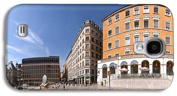 Buildings At Place Louis Pradel, Lyon Galaxy S4 Case