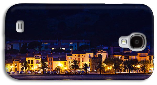 Buildings At The Waterfront, Collioure Galaxy S4 Case