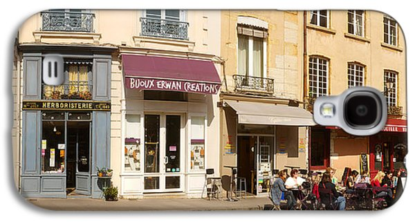 Buildings In A City, St. Jean Galaxy S4 Case