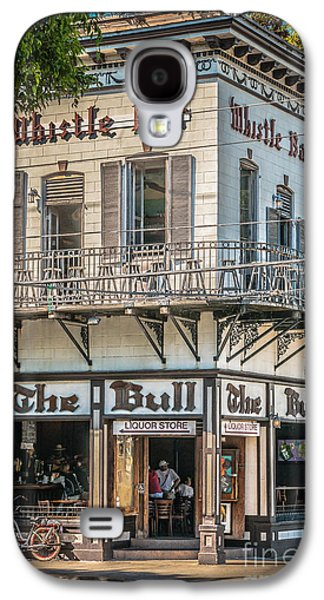 Bull And Whistle Key West - Hdr Style Galaxy S4 Case by Ian Monk