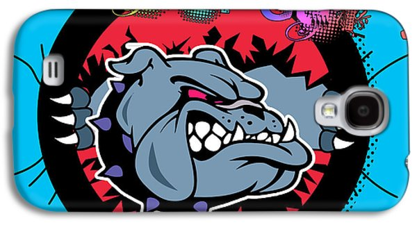 Bulldog 6 Galaxy S4 Case