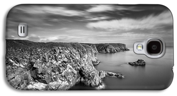 Bullers Of Buchan Cliffs Galaxy S4 Case by Dave Bowman