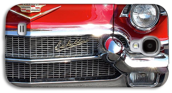 Bullet Bumpers - 1956 Cadillac Galaxy S4 Case
