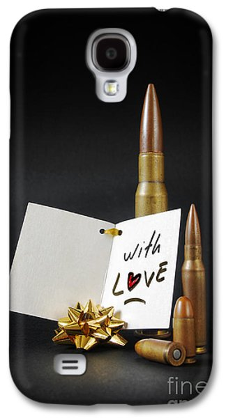 Bullets For You Galaxy S4 Case by Carlos Caetano