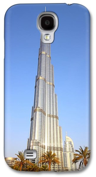 Burj Khalifa Galaxy S4 Case by FireFlux Studios