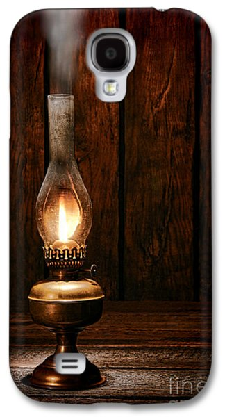 Burning The Midnight Oil Galaxy S4 Case by Olivier Le Queinec