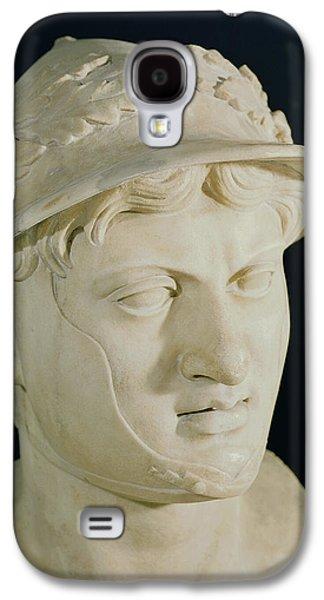 Bust Of Pyrrhus Galaxy S4 Case by Roman
