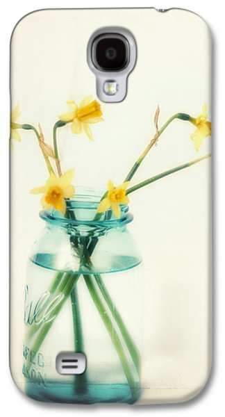 But I Love You Still Galaxy S4 Case by Amy Tyler