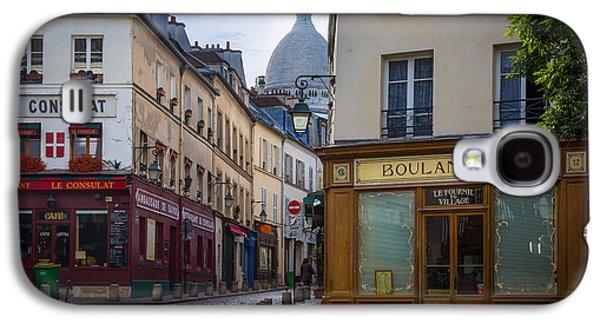 Butte De Montmartre Galaxy S4 Case by Inge Johnsson