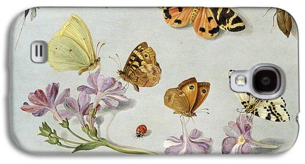Butterflies Galaxy S4 Case by Jan Van Kessel