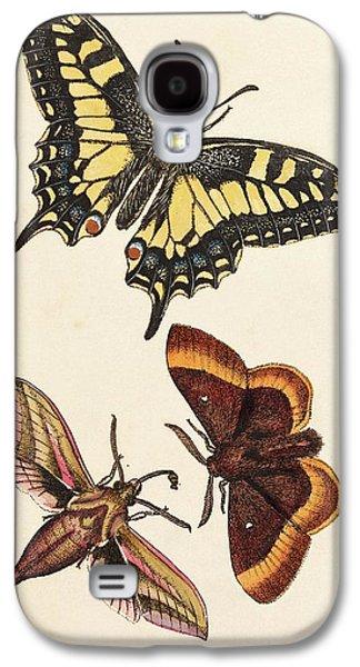 Butterflies Galaxy S4 Case by King's College London