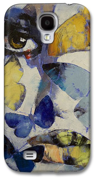 Butterflies Galaxy S4 Case by Michael Creese