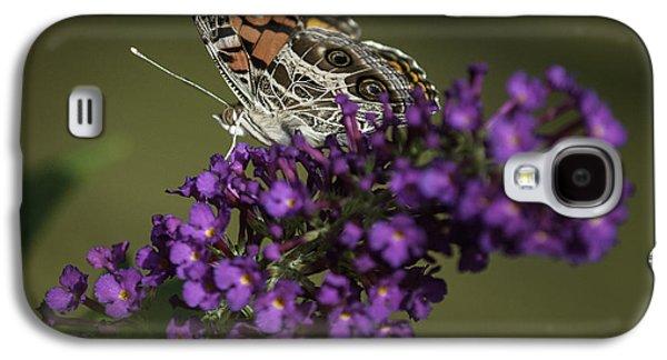 Butterfly 0001 Galaxy S4 Case