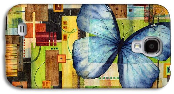 Butterfly Effect Galaxy S4 Case by Hailey E Herrera