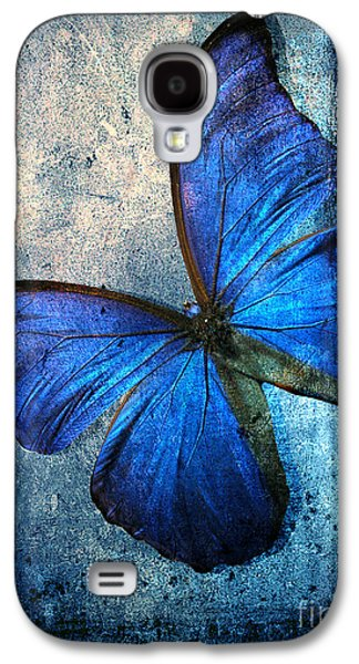 Butterfly Galaxy S4 Case by Mark Ashkenazi