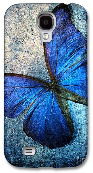 Butterfly Galaxy S4 Case by Mark Ashkenazi