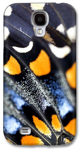 Butterfly Wings Galaxy S4 Case by Iris Richardson