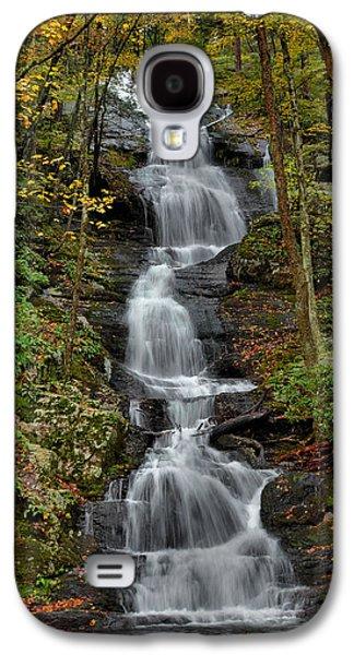 Buttermilk Falls In Autumn Galaxy S4 Case by Stephen  Vecchiotti