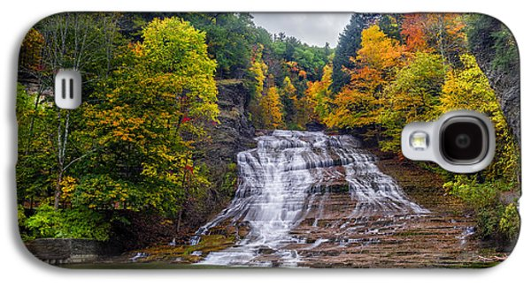 Buttermilk Falls Galaxy S4 Case by Mark Papke
