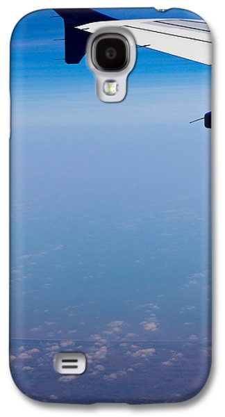 by Land Sea or Air Galaxy S4 Case by Saurav Pandey