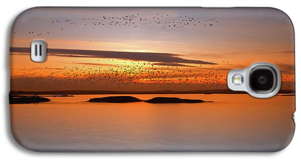 By Sunset Galaxy S4 Case