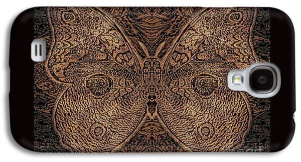 C Moth L3 Wd Galaxy S4 Case