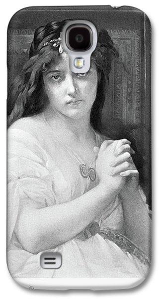 Cabanel Desdemona Galaxy S4 Case