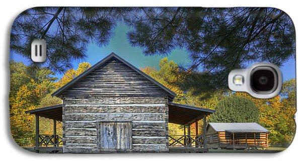 Cabin At Yellow Creek Galaxy S4 Case