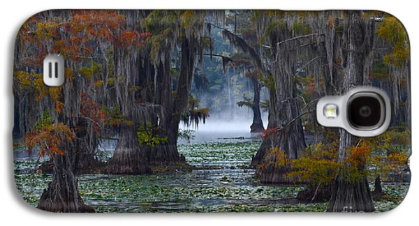 Caddo Lake Morning Galaxy S4 Case
