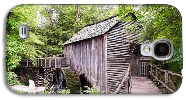 Cades Cove Cable Mill Galaxy S4 Case by Cynthia Woods