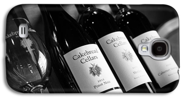 Cakebread Cellars Galaxy S4 Case by Peak Photography by Clint Easley