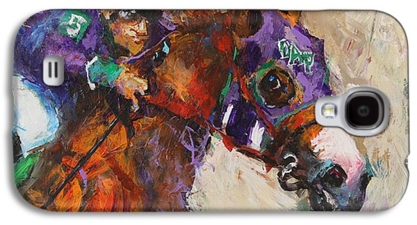 Horse Galaxy S4 Case - California Chrome by Ron and Metro