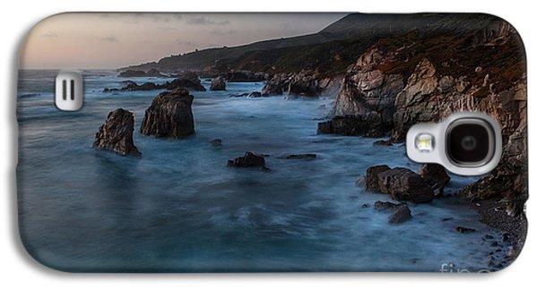 California Coast Dusk Galaxy S4 Case by Mike Reid