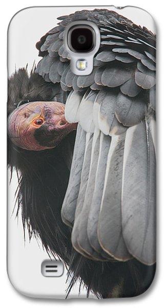 Condor Galaxy S4 Case - California Condor by Angie Vogel