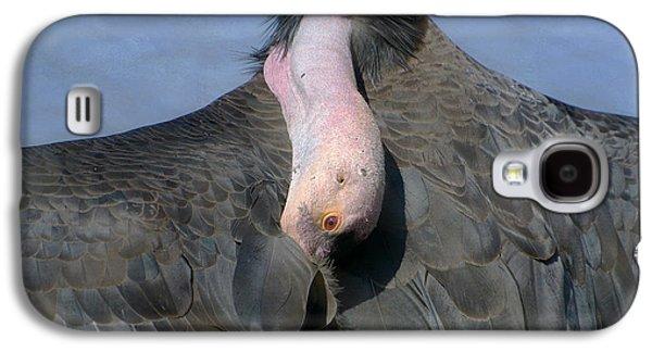 California Condor Galaxy S4 Case by Fraida Gutovich