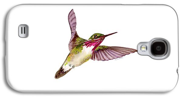 Calliope Hummingbird Galaxy S4 Case