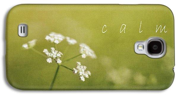 Calm Galaxy S4 Case by Elena Nosyreva