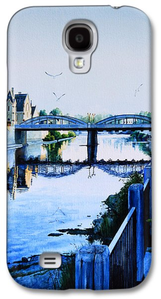 Cambridge Summer Morning Galaxy S4 Case