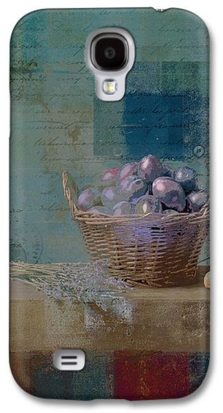 Campagnard - Rustic Still Life - J085079161f Galaxy S4 Case by Variance Collections